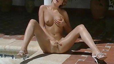 Petra Short - Pantyhose Erotica - Accouterment Iii With Petra A