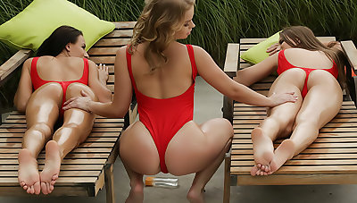 Red Hot Summer Love