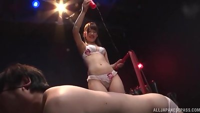 Excellent Japanese porn by Arimura Nozomi