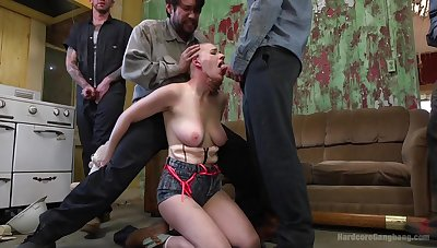 Gangbang with her lovers is something that Riley Nixon can't forget