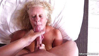 Ma I´d Get a bang More Light of one's life Pov Porn Lyla 48 Years Blond Hair Girl Mommy Sperm - cum try