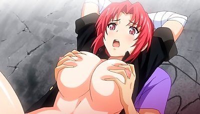 Hentai sex with blowjob