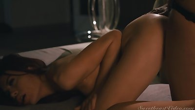 Sabina Rouge, Brittney Amber - Lesbian Anal Vol. 5 Scene 3 - Anal On The First Assignation