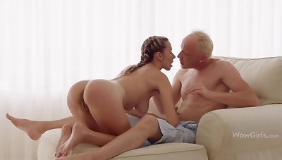WOWGIRLS, Super Wet Joanna Lets the Guy Fuck Will not hear of As He Wants